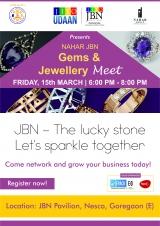 Nahar JBN Gems & Jewellery Meet