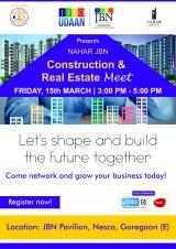 Nahar JBN Construction & Real Estate Meet