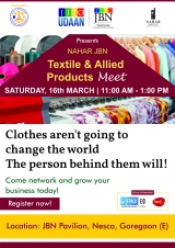 Nahar JBN Textile & Allied Products Meet