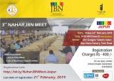 3rd Nahar JBN Meet - JITO Jaipur Chapter