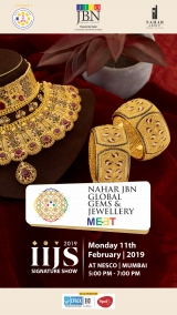 Nahar JBN Gems & Jewelry Meet