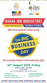 Nahar JBN Dreamers & Pioneers Meet