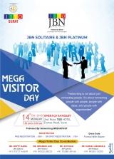 Nahar JBN Mega Visitor Day - JBN Solitaire & Platinum - JITO Surat