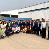 JBN Industrial Visit ( Dynamic Logistics )