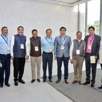 Nahar JBN B2B Conclave Meet - Ahmedabad