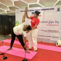 Ladies Wing  - Yoga dau