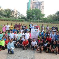 Youth wing & Ladies wing FIT-A-THON - Goregaon