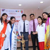 Ladies Wing Rang - Colour of Health Beauty & Joy