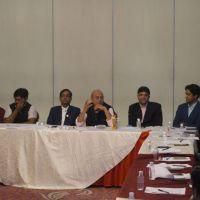 JBN with Mr. Chakor Gandhi - JITO Nashik 2.