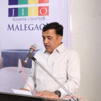 Ruk Jaana Nahi by  Mr. Bhavesh Bhatia JITO Malegaon  12