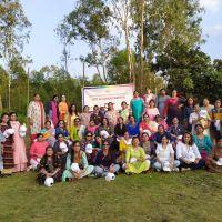 JITO Belgaum Ladies Visits Chigarimal Forest Nursery Kakati