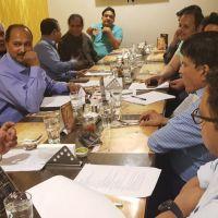 1st General Body Meeting - Nepal