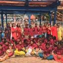 JITO Chennai Ladies Wing took around 40 blind children to MGM Dizzy world