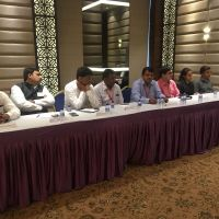 Nahar JBN Meeting Ahmedabad on 24th April 2018