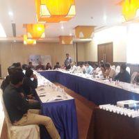 Nahar JBN Pioneer & Dreamers of Ahmedabad meetings on 25th May 2018