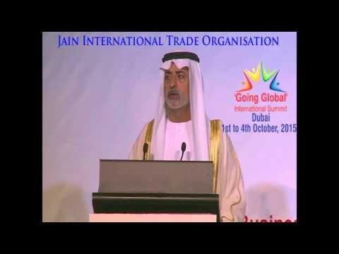 Shaikh Nehyan UAE- Speech