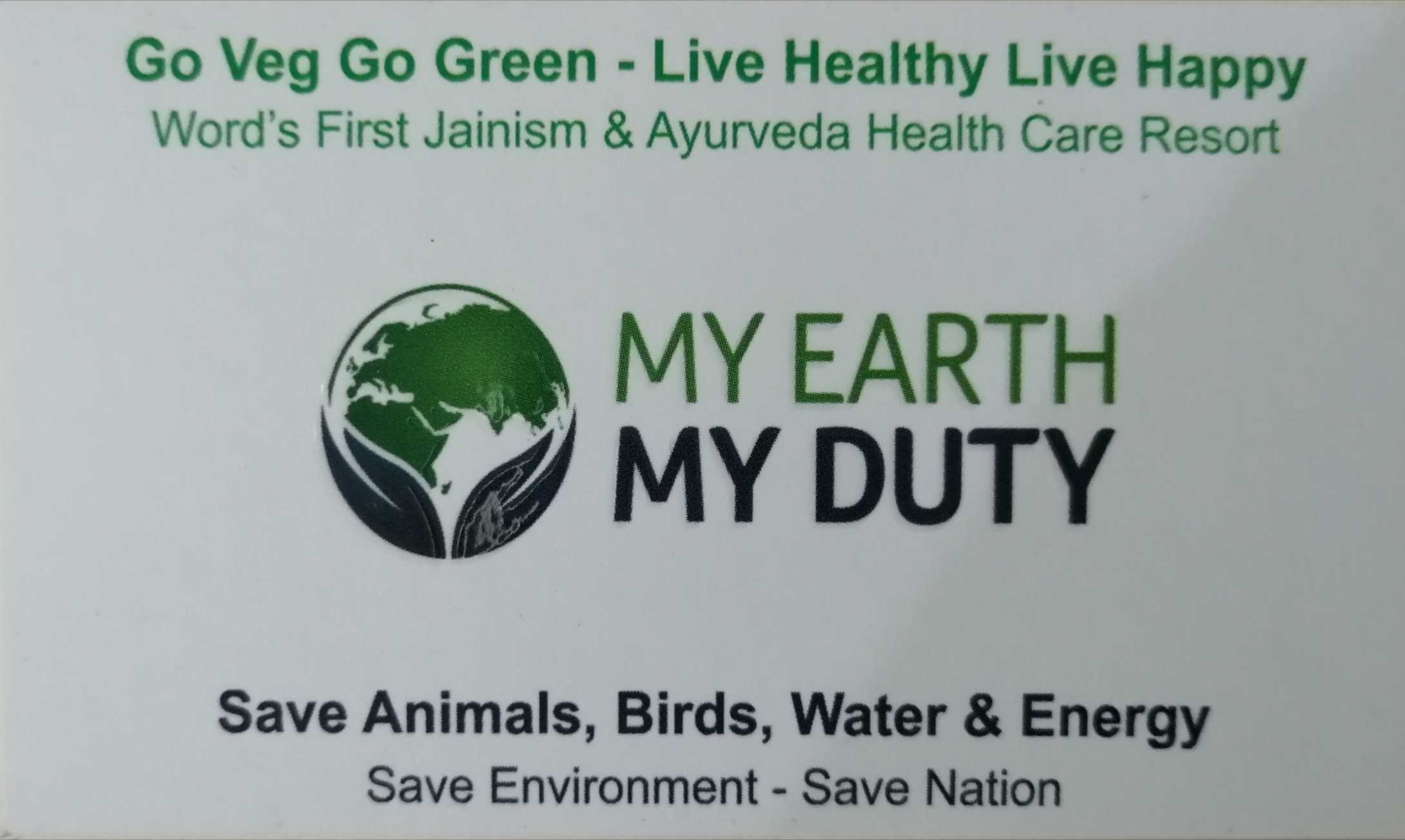 Go Veg  Go Green World LLP