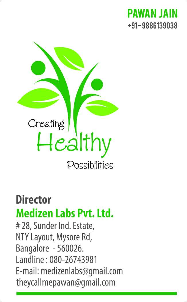 Medizen Labs Pvt Ltd